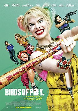 Birds Of Prey: The Fantabulous Emancipation of Harley Quinn