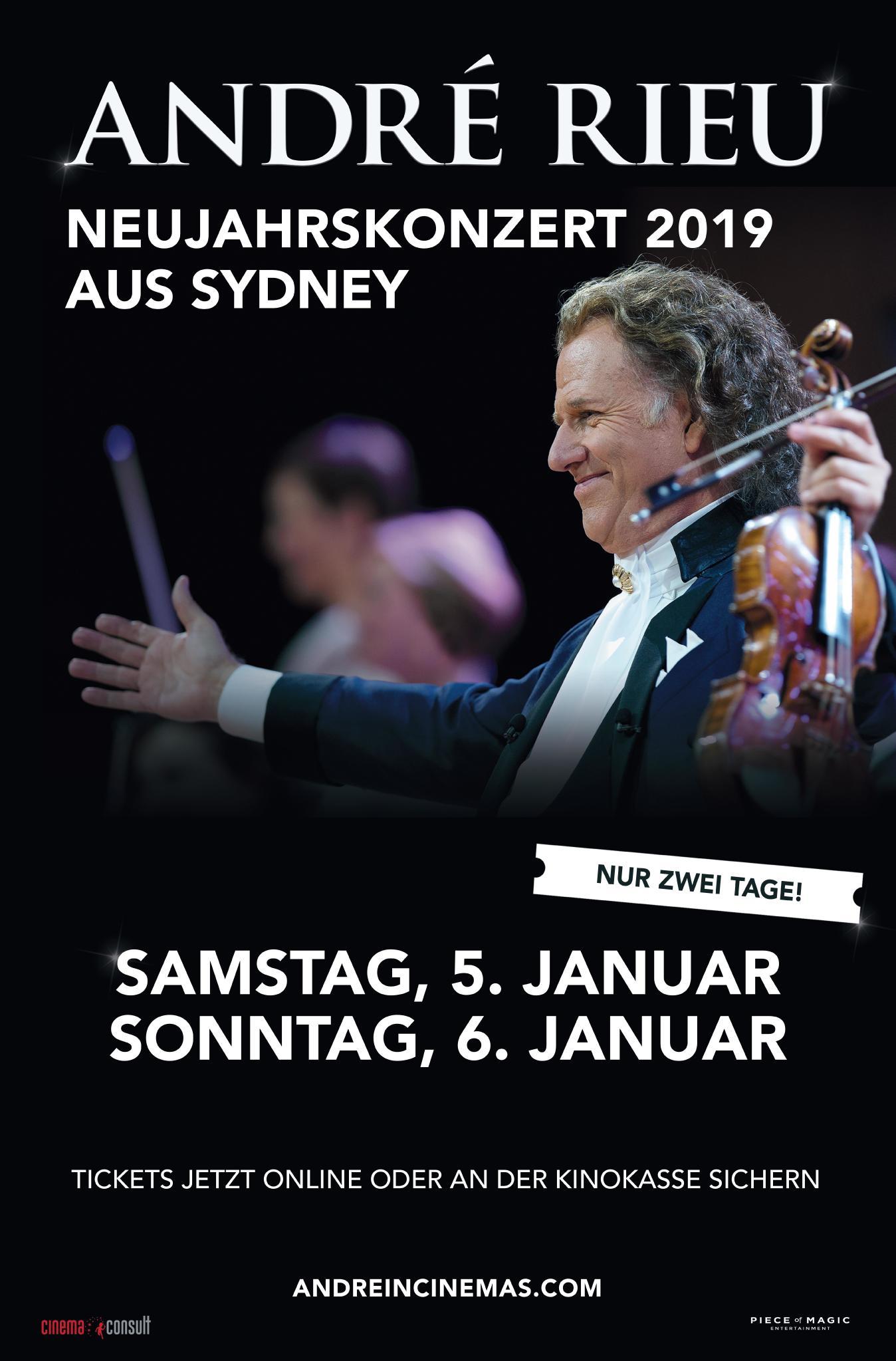 André Rieu's Neujahrs-Konzert aus Sydney (2019)