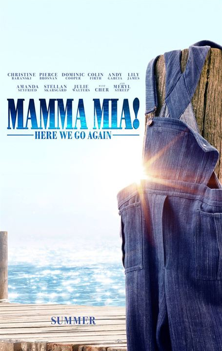 Mama Mia 2: Here We Go Again!
