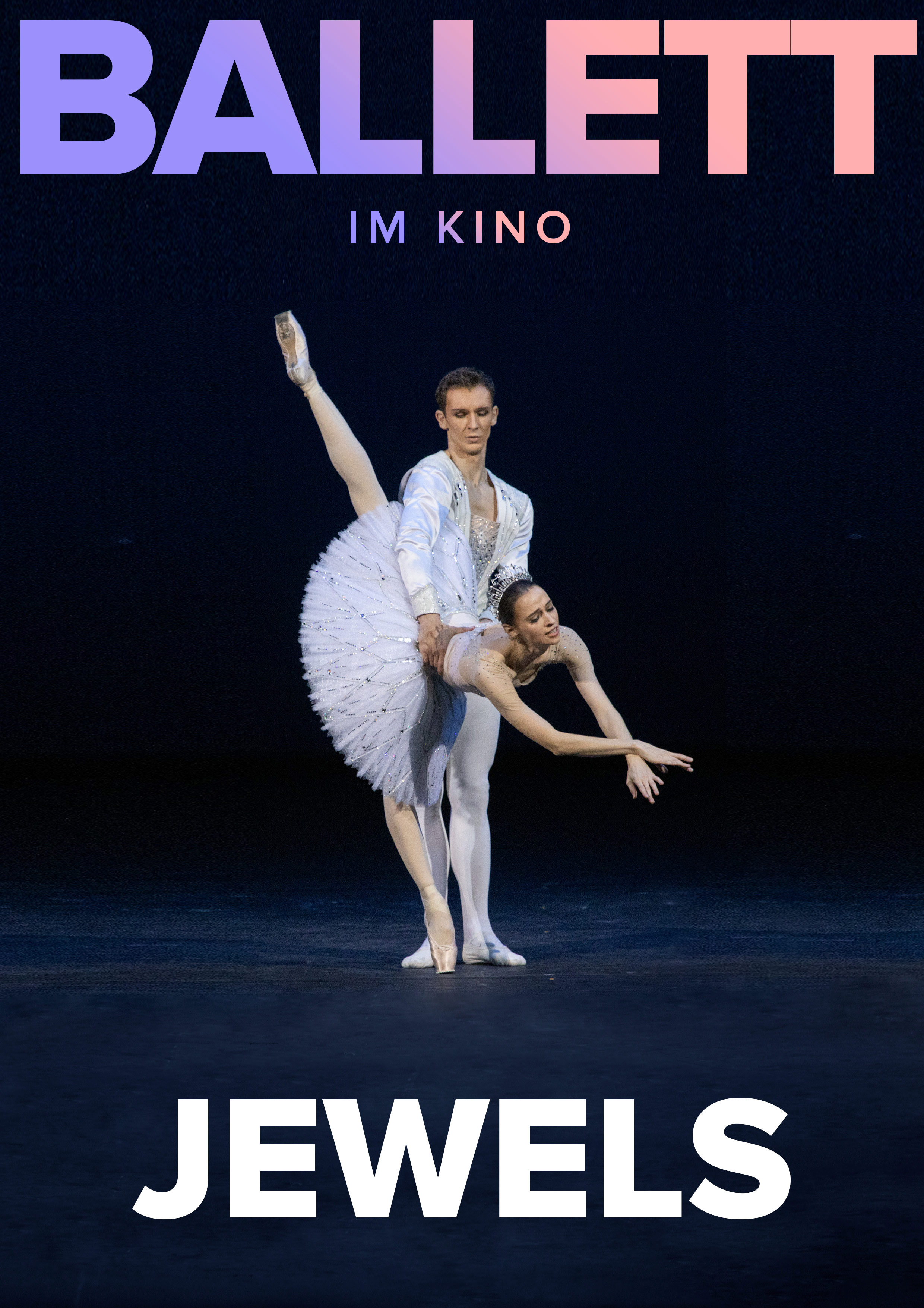 Bolshoi Ballet: Jewels (Live 2020)