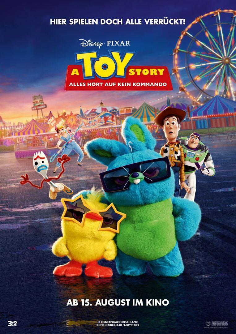 Toy Story, A: Alles hört auf kein Kommando