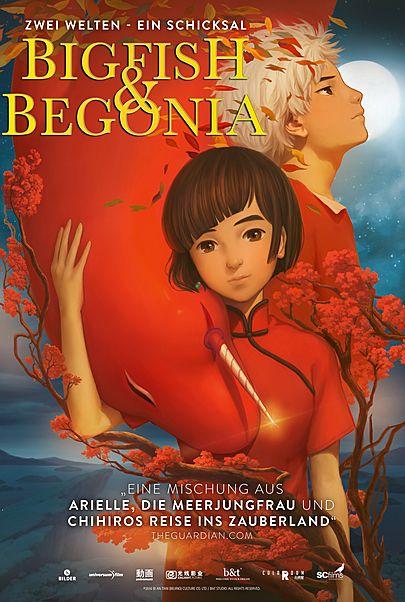 Big Fish & Begonia - Zwei Welten ein Schicksal