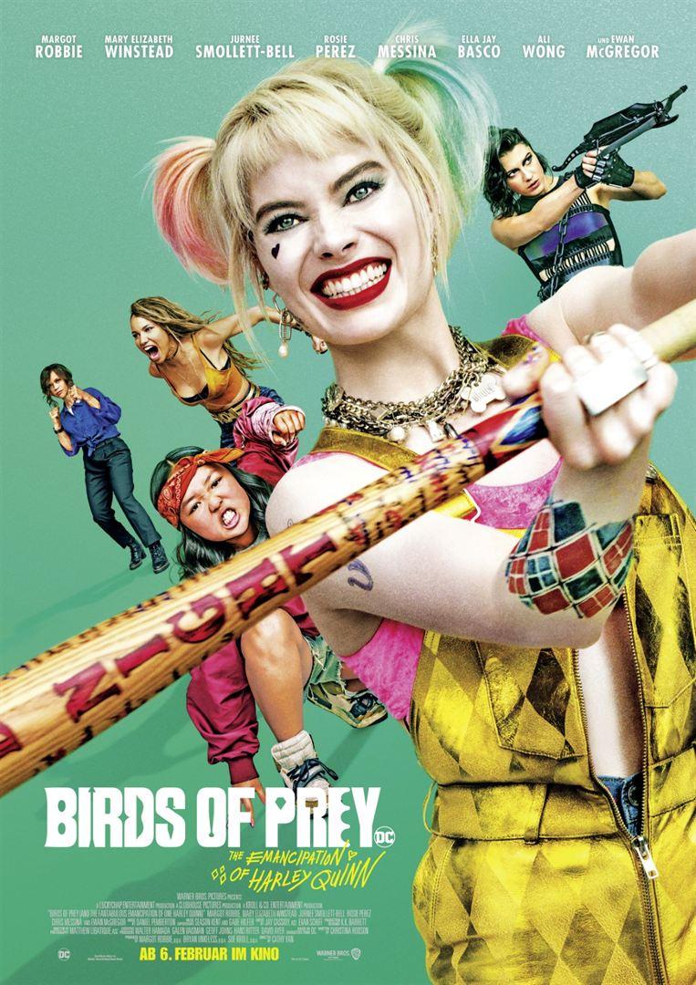 Birds Of Prey: The Fantabulous Emancipation of Harley Quinn