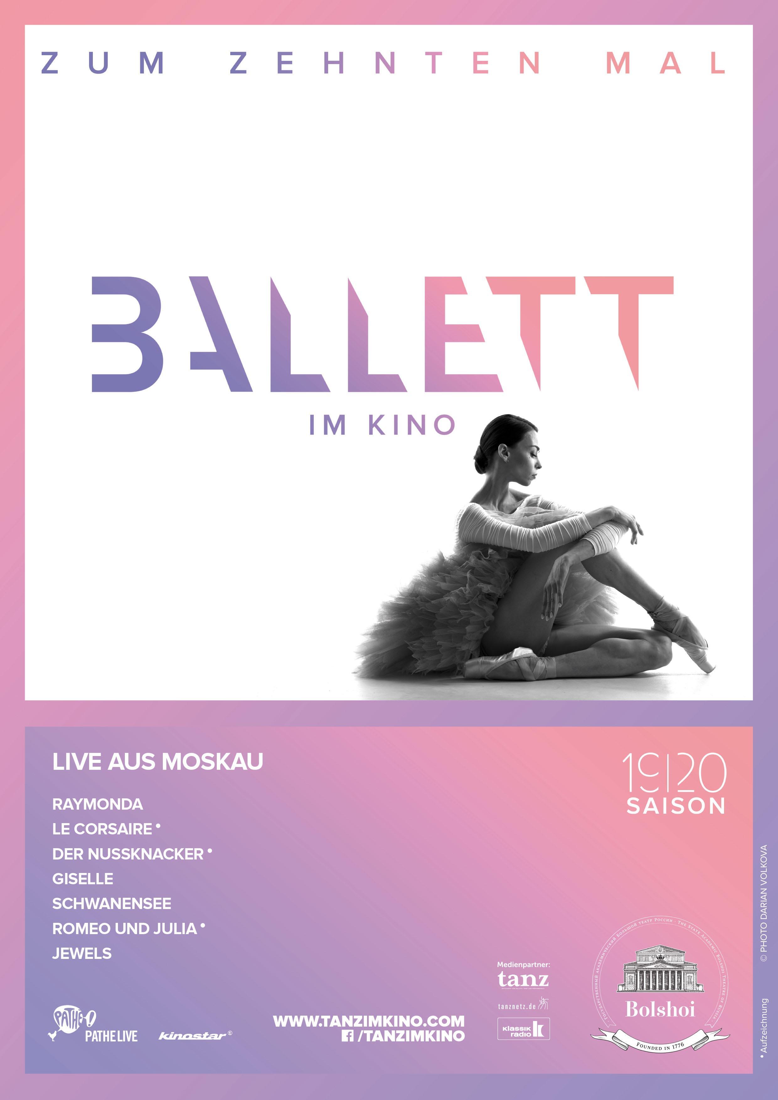 Bolshoi Ballet: Der Nussknacker (2019)