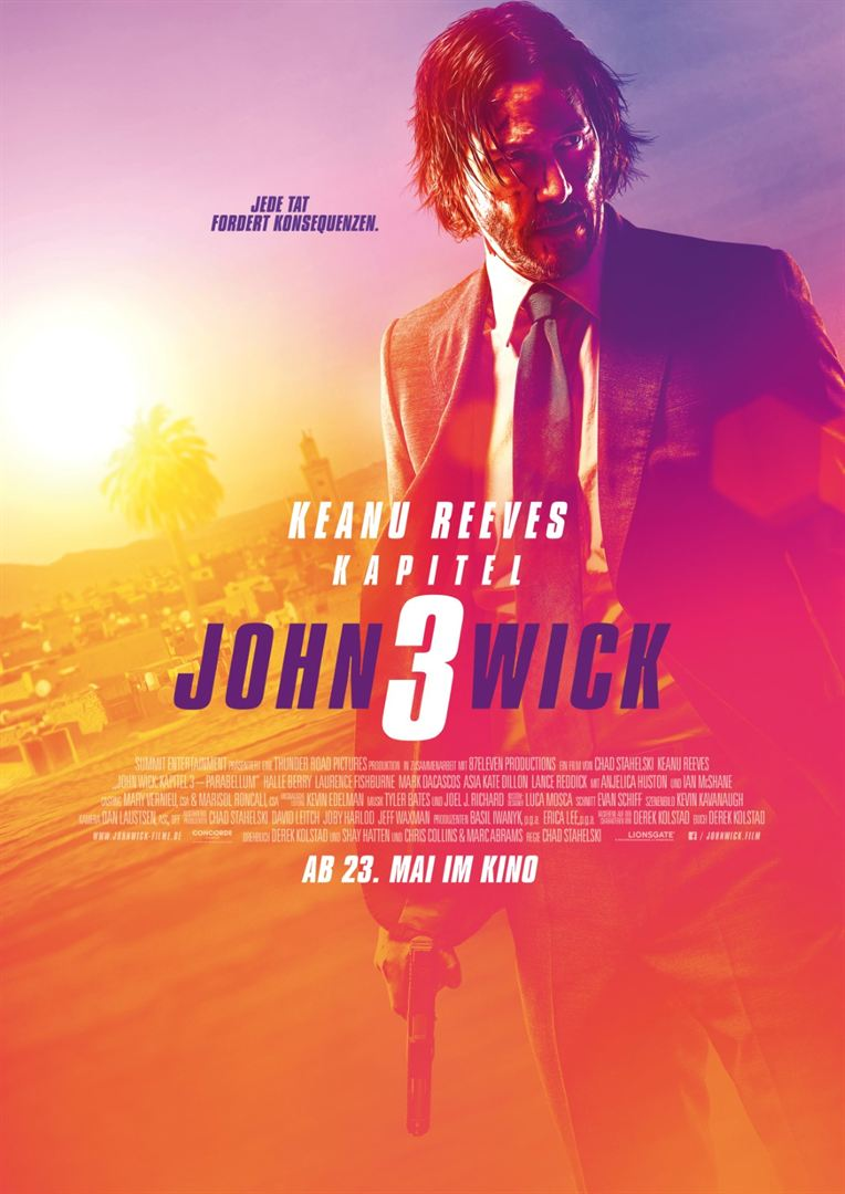 Double Feature: John Wick Kapitel 2 und 3