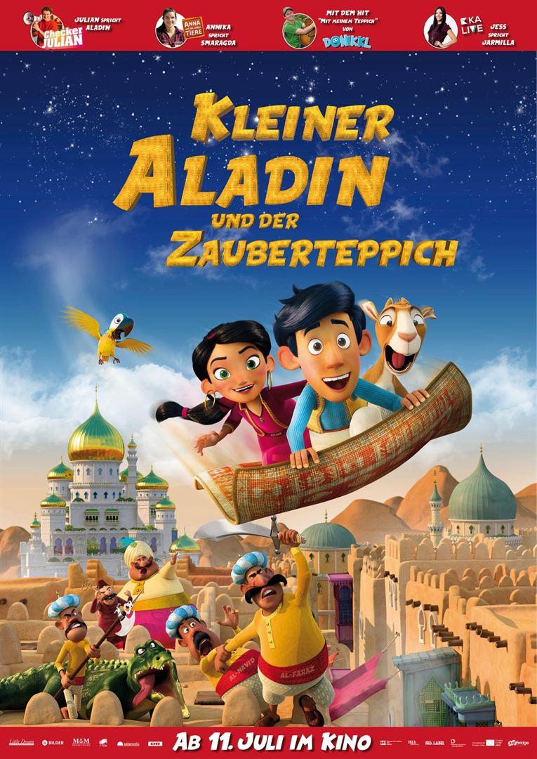 Kleiner Aladin & Der Zauberteppich
